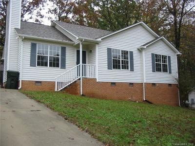 Fort Mill, Rock Hill Single Family Home For Sale: 1654 Midbrook Drive