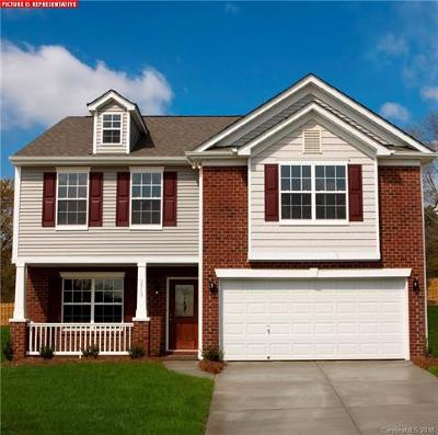 Mooresville Single Family Home For Sale: 112 Longleaf Drive #Lot 143