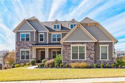 Waxhaw Single Family Home For Sale: 7007 Fallondale Road