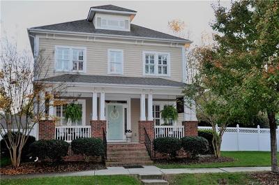 Single Family Home For Sale: 7051 Blakeney Greens Boulevard