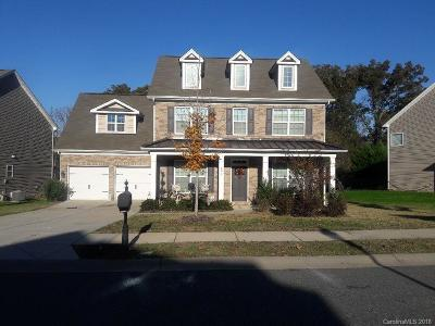 Charlotte NC Single Family Home For Sale: $249,000