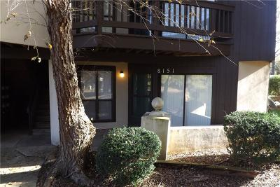 Charlotte NC Condo/Townhouse For Sale: $84,900