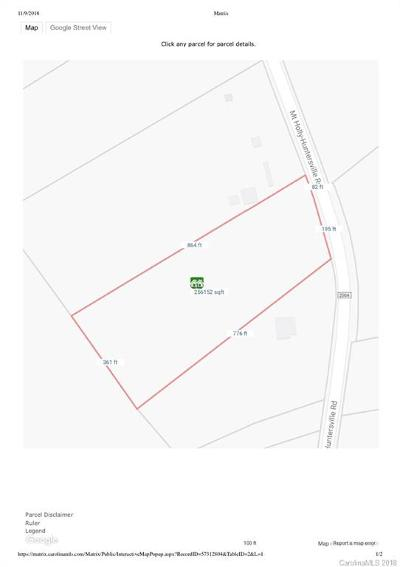 Huntersville Commercial Under Contract-Show: 11725 Mt Holly-Huntersville Road