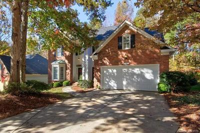 Huntersville Single Family Home For Sale: 8737 Oakham Street