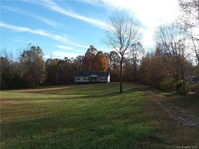 Cherryville Single Family Home For Sale: 3330 Eaker Road