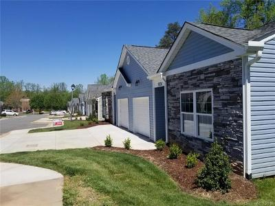 Charlotte Rental For Rent: 5858 Bradford Lake Lane