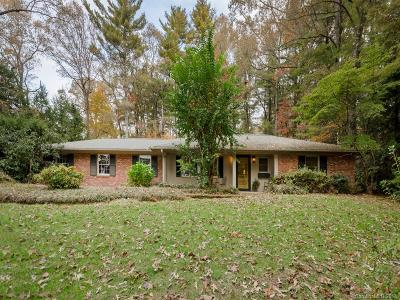 Hendersonville Single Family Home For Sale: 1331 Chanteloup Drive