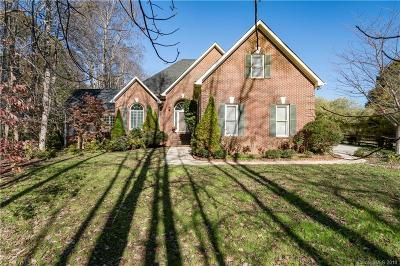 Matthews Single Family Home For Sale: 1213 Willow Oaks Trail