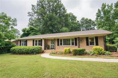 Charlotte Single Family Home For Sale: 1236 Marlwood Circle