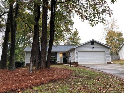 Charlotte Single Family Home For Sale: 4416 Gaynelle Drive