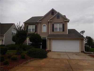 Charlotte Single Family Home For Sale: 11509 Planters Estates Drive