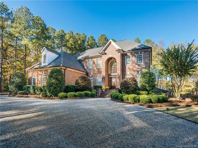 Stanly County Single Family Home For Sale: 16725 Silver Road