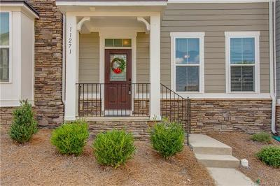 Huntersville Condo/Townhouse For Sale: 11271 Bryton Parkway