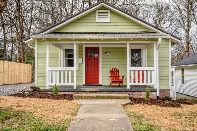 Statesville Single Family Home Under Contract-Show: 524 S Green Street