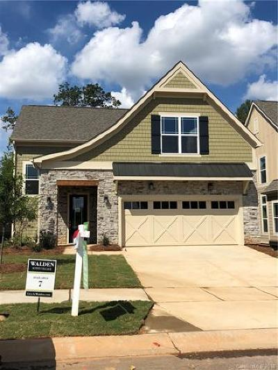 Union County Single Family Home For Sale: 2026 Laney Pond Road #7