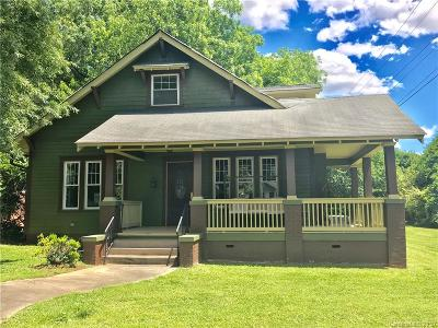 Charlotte Single Family Home For Sale: 604 Oakland Avenue