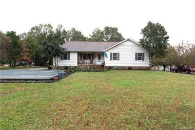 Monroe Single Family Home For Sale: 2523 Goldmine Road