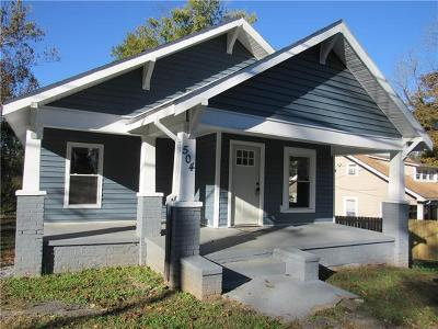 Single Family Home For Sale: 504 Finley Avenue