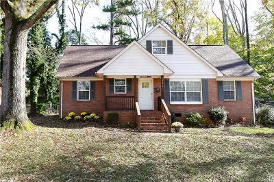 Single Family Home For Sale: 5344 Kildare Drive