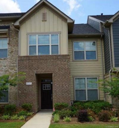 Charlotte Condo/Townhouse Under Contract-Show: 2555 Tranquil Oak Place