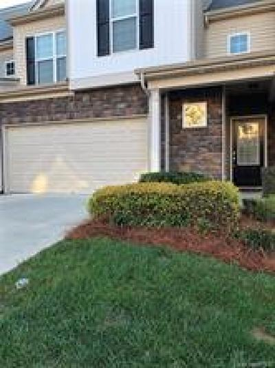 Charlotte NC Condo/Townhouse For Sale: $329,000