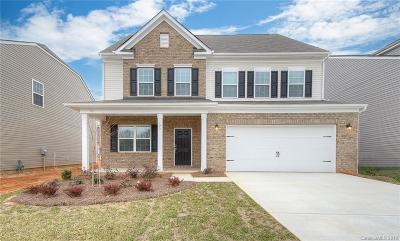 Mooresville Single Family Home For Sale: 173 Paradise Hills Circle #80