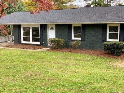Hendersonville Single Family Home For Sale: 143 Morgan Road