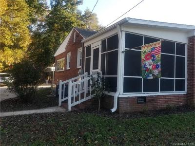 Cherryville Single Family Home For Sale: 1914 Lincolnton Highway