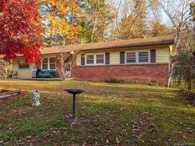 Asheville NC Single Family Home For Sale: $290,000