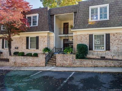 Charlotte Condo/Townhouse For Sale: 3524 Colony Road #C