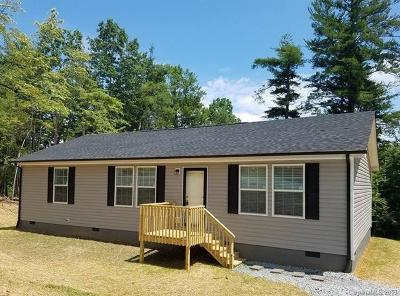 Hickory NC Single Family Home For Sale: $119,900