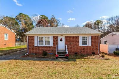 Charlotte Single Family Home For Sale: 3506 Redstones Road
