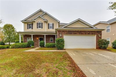 Statesville, Charlotte, Mooresville Single Family Home For Sale: 10238 Glenburn Lane