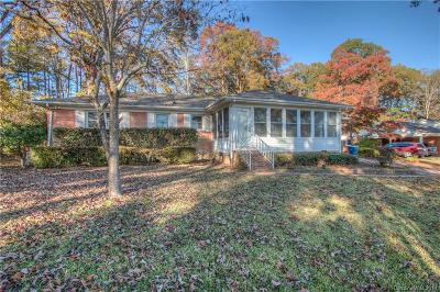 Mount Holly Single Family Home Under Contract-Show: 201 Forest Drive