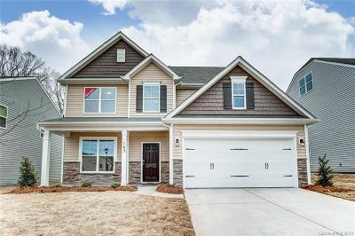 Mooresville Single Family Home For Sale: 143 Suggs Mill Drive #Lot 6