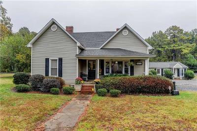 Cornelius Single Family Home For Sale: 20528 N Main Street