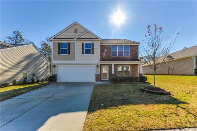 Charlotte Single Family Home For Sale: 4723 McClure Road