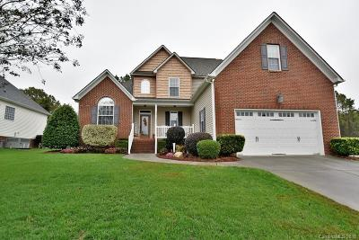 Rock Hill Single Family Home For Sale: 1724 Shetland Lane
