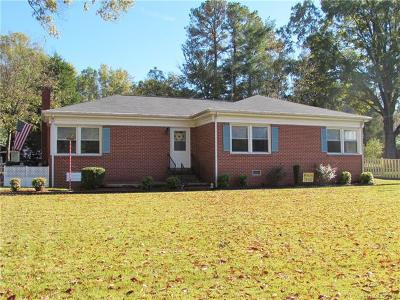 Cabarrus County Single Family Home For Sale: 180 Beverly Drive NE