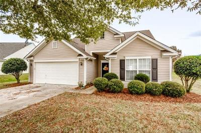 Iredell County Single Family Home For Sale: 108 Humbold Place
