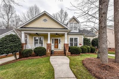 Davidson Single Family Home Under Contract-Show: 307 Ashby Drive