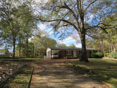 Gastonia Single Family Home For Sale: 356 Meek Road