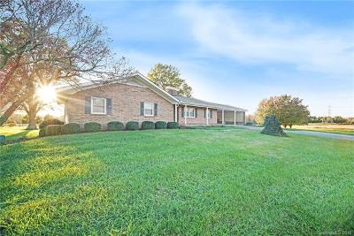 Kannapolis Single Family Home For Sale: 5487 Irish Potato Road