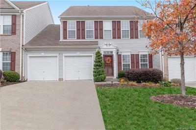 Concord NC Condo/Townhouse For Sale: $232,000