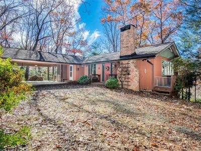 Black Mountain Single Family Home Under Contract-Show: 35 Melissa Drive