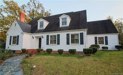 Wadesboro Single Family Home For Sale: 610 Wanoka Circle