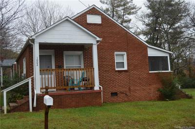 Iredell County Single Family Home For Sale: 1002 Wood Street