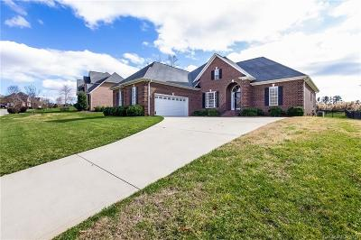 Gastonia Single Family Home For Sale: 5425 Spindle Ridge Lane
