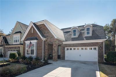 Charlotte Single Family Home For Sale: 11242 Black Brant Lane #7
