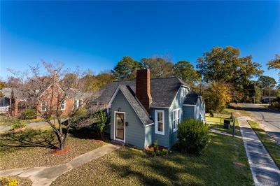 Fort Mill, Rock Hill Single Family Home For Sale: 875 Saluda Street #K